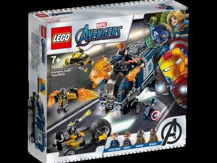 LEGO® Avengers Truck-Festnahme 76143