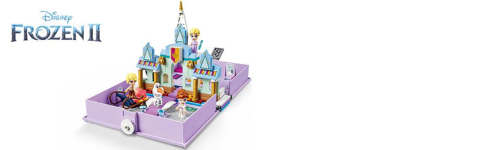LEGO® Annas und Elsas Märchenbuch 43175