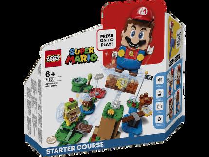 LEGO® Abenteuer mit Mario – Starterset 71360