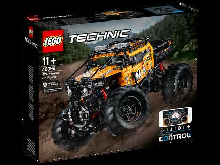 LEGO® Allrad Xtreme-Geländewagen 42099