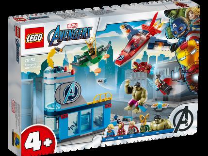 LEGO® Avengers – Lokis Rache 76152